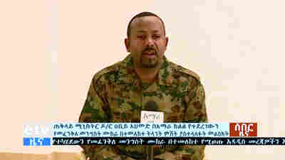 Ethiopia Army Chief Killed In Attempted Coup, Government Says