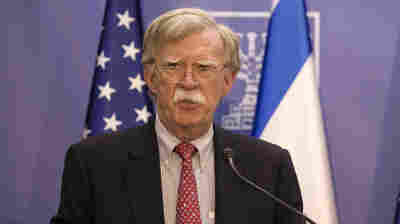 Bolton Defends Trump's Canceled Iran Strike: Don't Mistake Prudence For Weakness
