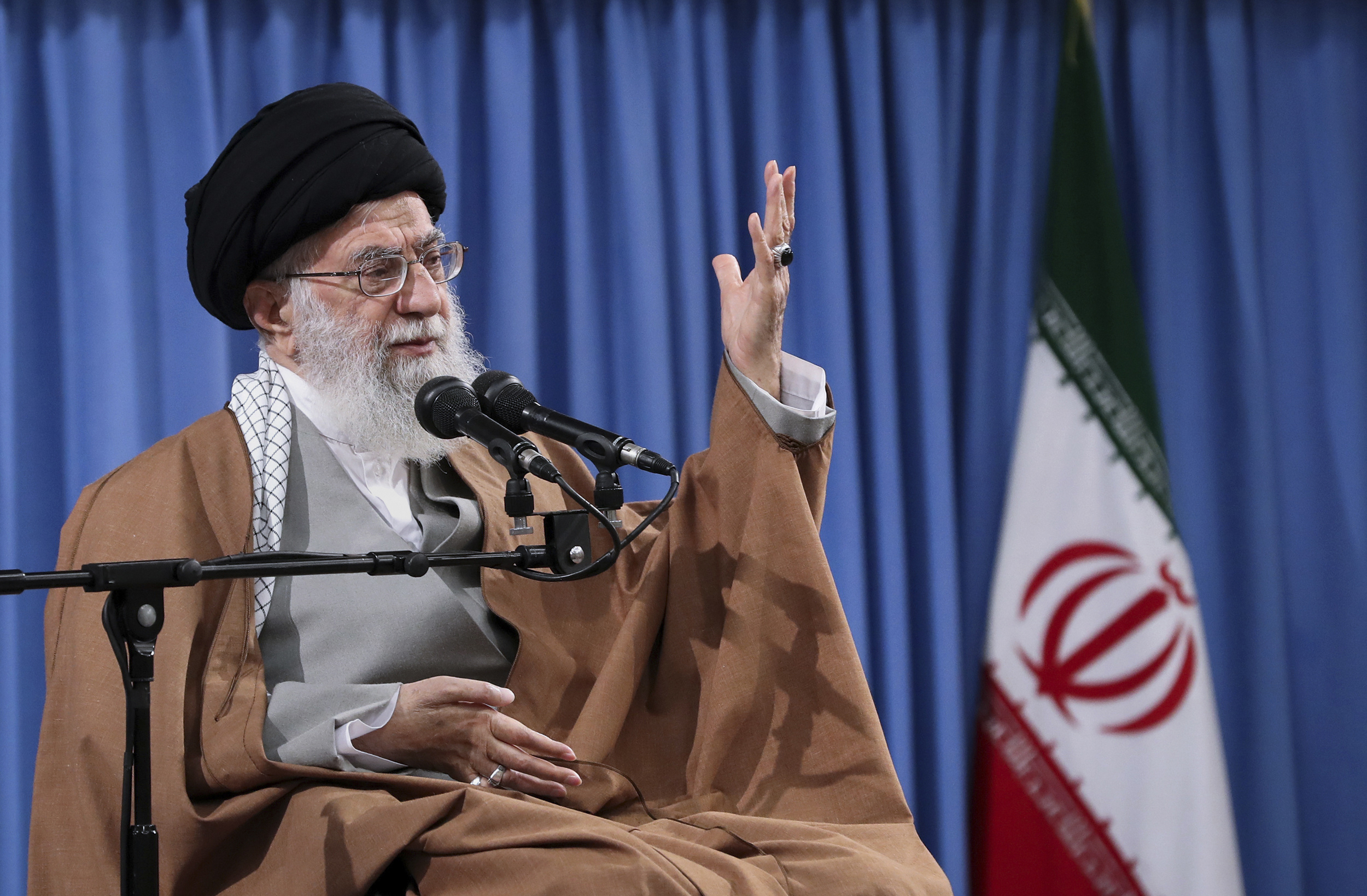 What Are Iran's Options In The Standoff With The U.S.?