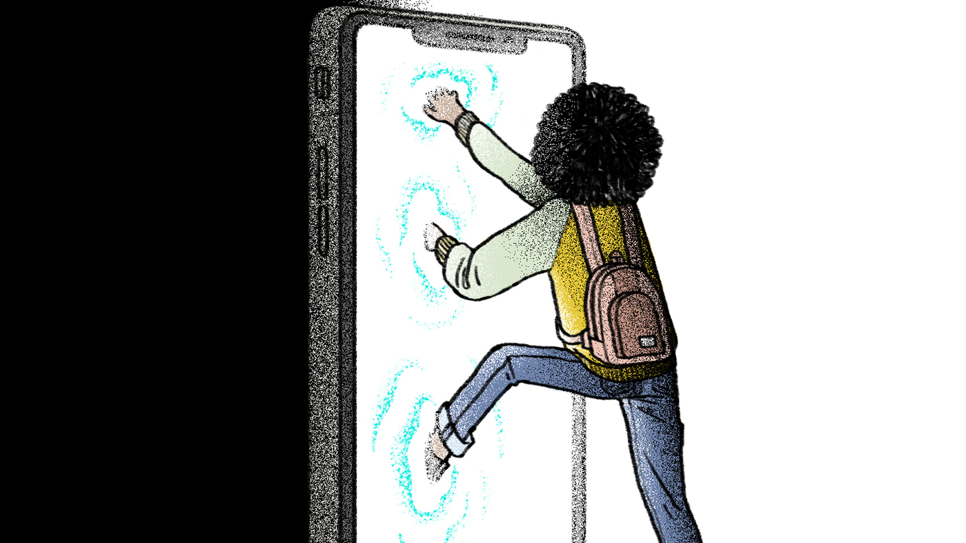The Darker Side Of Screen Time