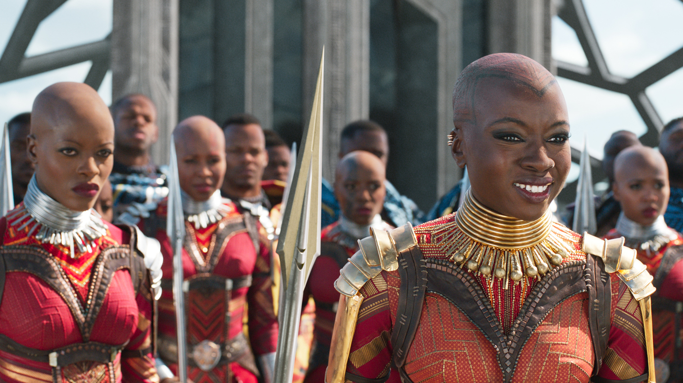 The Goal Is To Feel Strong, Says 'Black Panther' Jewelry Designer