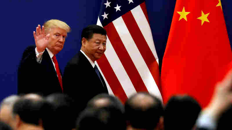 Deal Or No Deal? The Stakes Are High For Trump-Xi Trade Talks