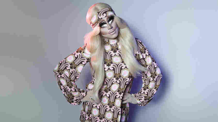 Playlist: Trixie Mattel's Pink Drink Makeover For Pride Month