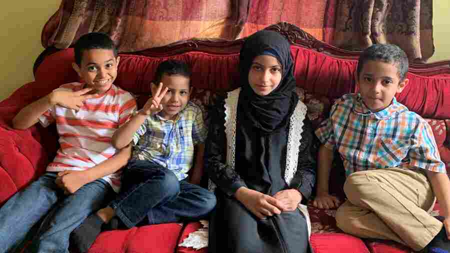 'They Took My Heart With Them': Yemeni Parents Stranded By Trump's Travel Ban