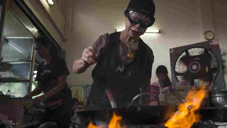 Meet The 74-Year-Old Queen Of Bangkok Street Food Who Netted A Michelin Star