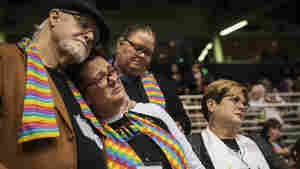 After Disagreements Over LGBTQ Clergy, U.S. Methodists Move Closer To Split