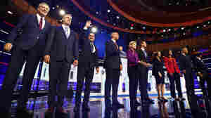 Democratic Presidential Contenders Propose Free College And Student Loan Forgiveness