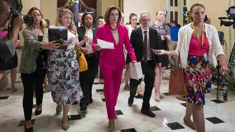 House Passes Senate Version Of New Funding To Ease Border Crisis