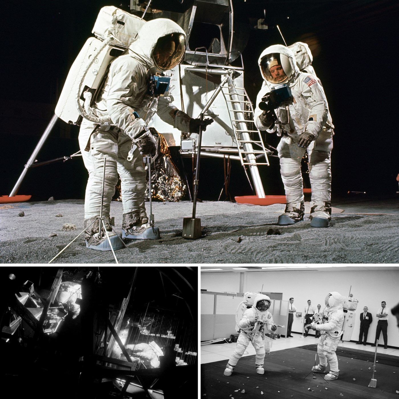 nasa apollo 11 astronauts - photo #22