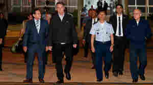 Bolsonaro's G-20 Trip Hits Snag: Brazilian Crewman Arrested With 86 Pounds Of Cocaine