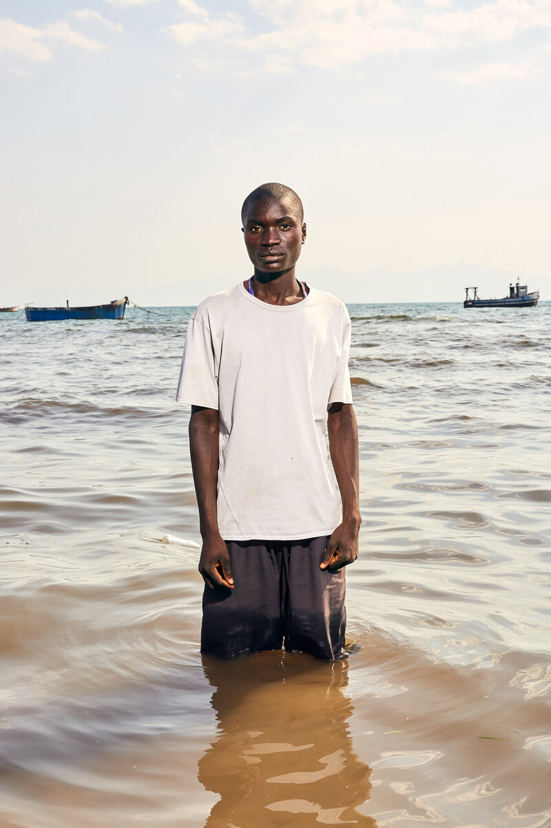 Trading Sex For Fish: The Dark Secret Of Lake Malawi : Goats and