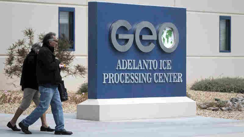 Under Siege And Largely Secret: Businesses That Serve Immigration Detention