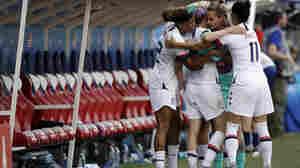 A Dream Women's World Cup Match: U.S. Meets France