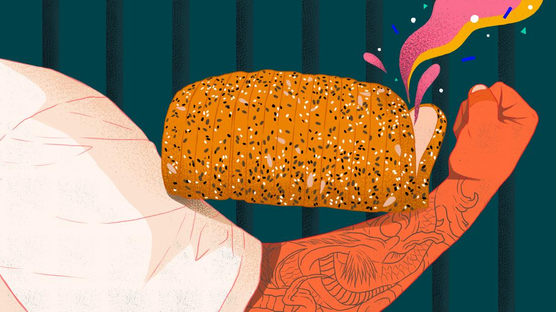 Dave's Killer Bread: Dave Dahl : NPR