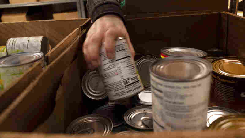 Opinion: Being Hungry In America Is Hard Work. Food Banks Need Your Help