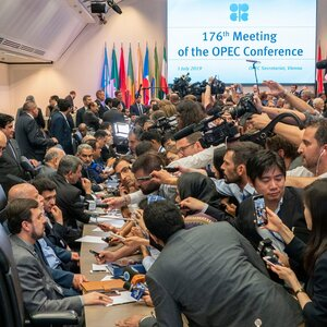 OPEC Extends Production Cuts For 9 Months, To Shore Up Oil Prices