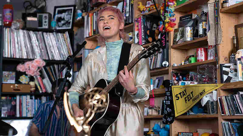 Miya Folick: Tiny Desk Concert