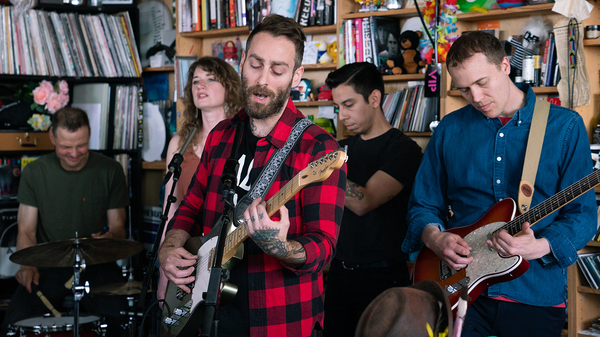 American Football: Tiny Desk Concert