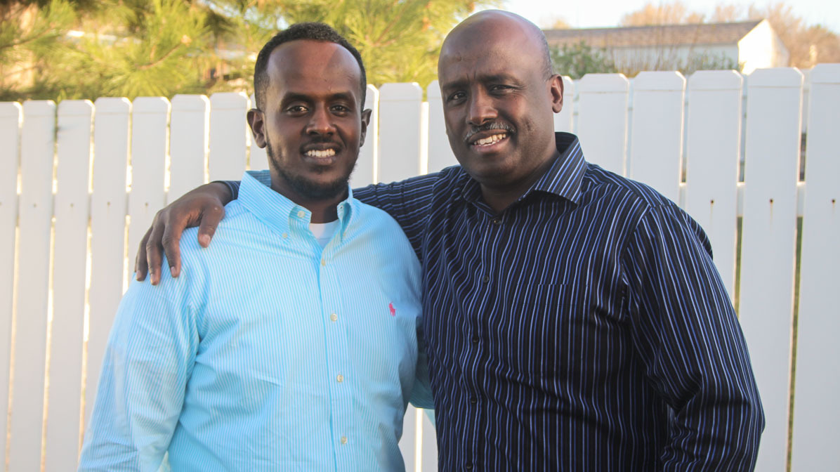 'We Are Americans': Somali Refugee Family Reflects On Making A Life In The U.S.