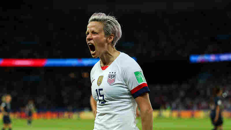 Women's World Cup: U.S. Faces England In Battle To Reach The Final