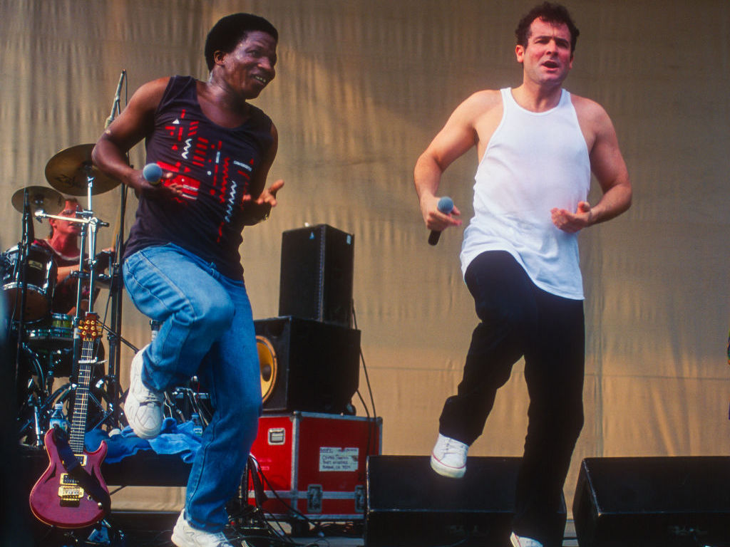 Johnny Clegg, A Uniting Voice Against Apartheid, Dies At 66