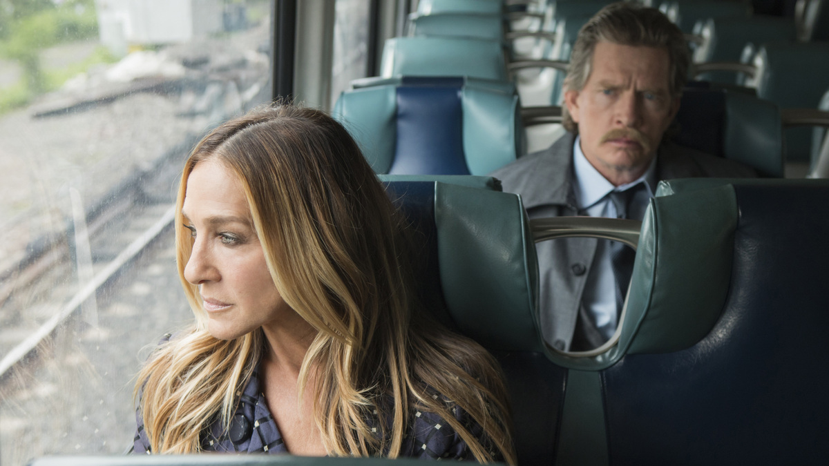 Sarah Jessica Parker On 'Sex,' 'Divorce,' Marriage And # ...