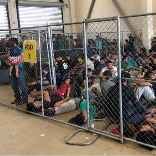 DHS Inspector General Finds 'Dangerous Overcrowding' In Border Patrol Facilities