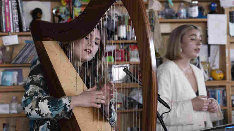 Saint Sister: Tiny Desk Concert