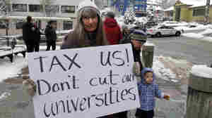 University Of Alaska Readies For Budget Slash: 'We May Likely Never Recover'