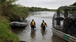 U.S. Border Patrol, Mexican Authorities Search Rio Grande For Missing 2-Year-Old