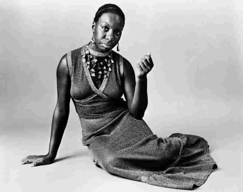 """Around 1963, as the civil rights movement heated up, Nina Simone's music took a sharp turn toward activism. She would go on to create """"To Be Young, Gifted and Black"""" in 1969 as a dedication to her friend, playwright Lorraine Hansberry, author of A Raisin in the Sun."""