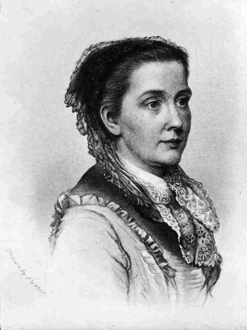 """American feminist, abolitionist and reformer Julia Ward Howe was best known for writing the pro-Union song, """"The Battle Hymn of the Republic."""""""
