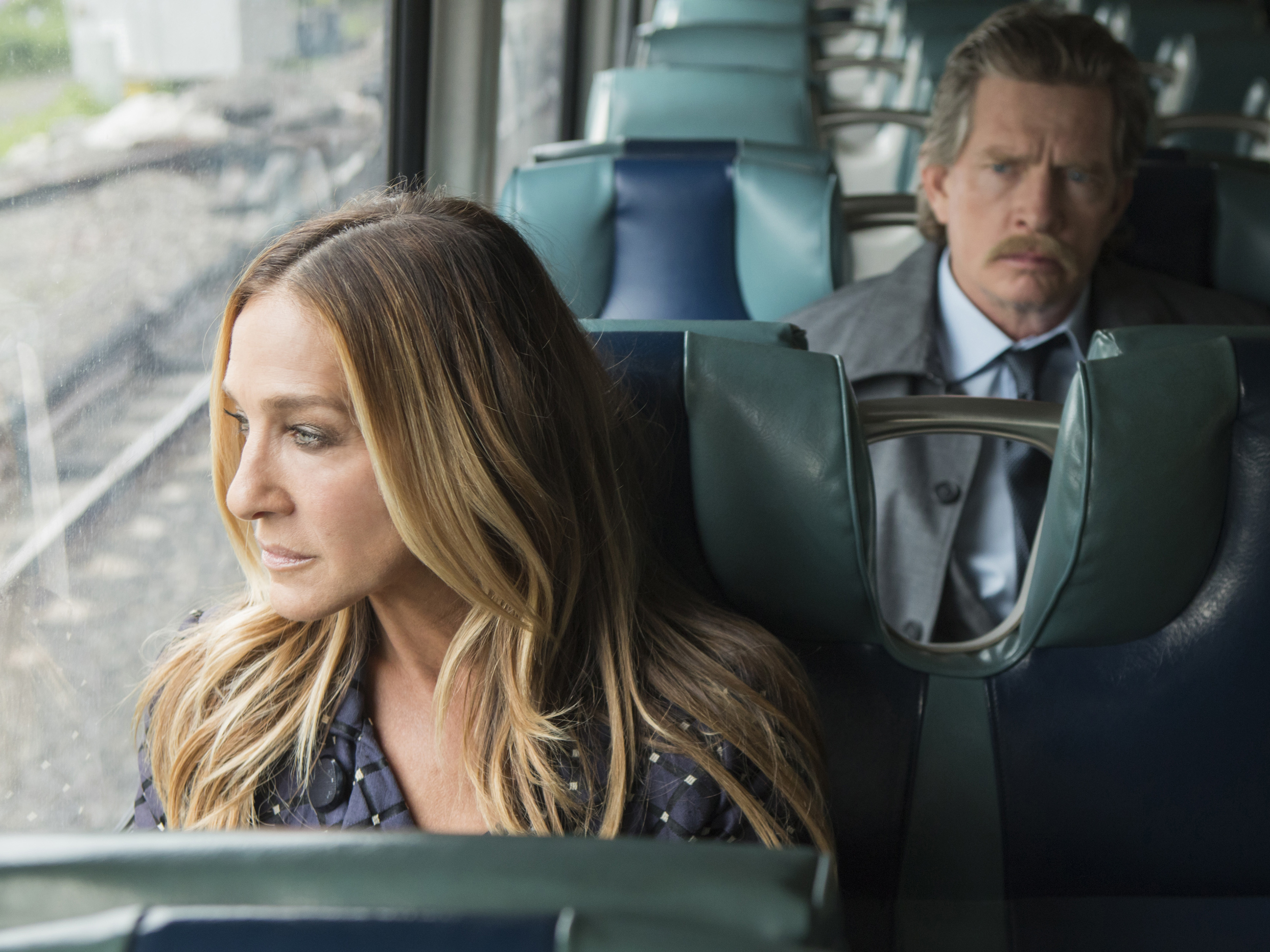 Fresh Air Weekend: Sarah Jessica Parker; 'Leaving The Witness'