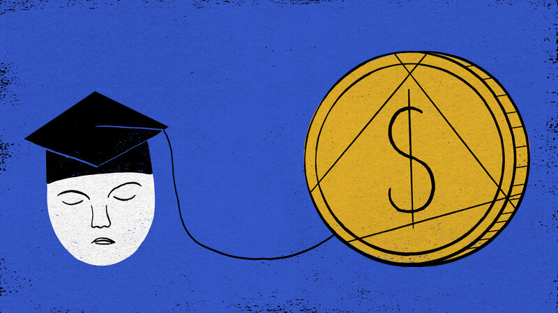 Student Loans Are The Hardest On These Borrowers : NPR
