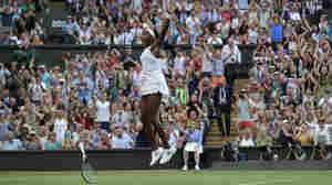 Cori 'Coco' Gauff Continues Sensational Wimbledon Run