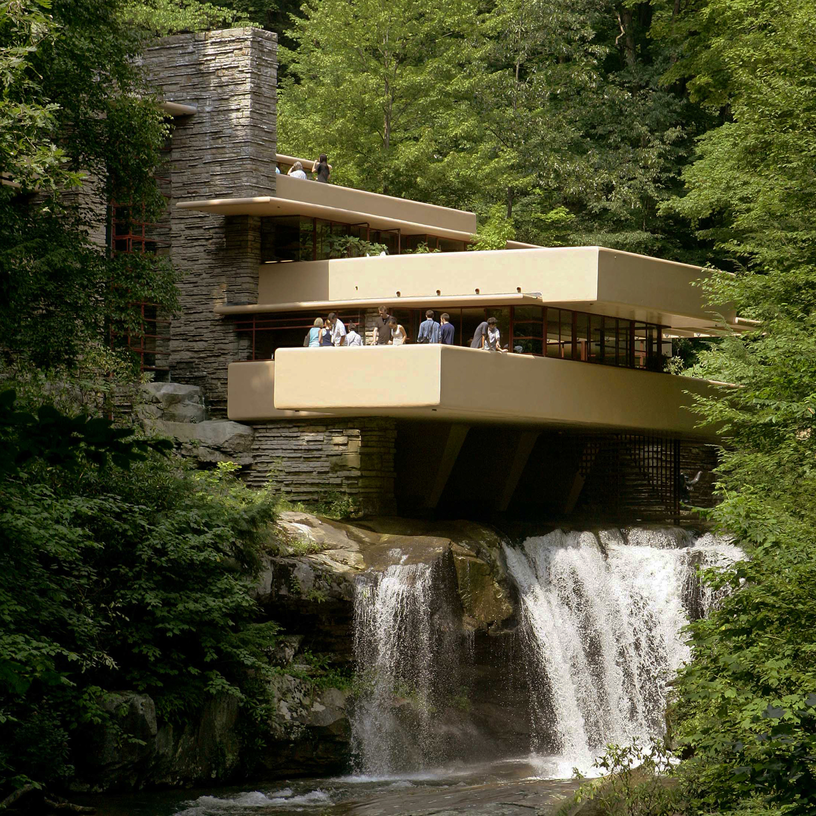 Unesco Adds 8 Frank Lloyd Wright Buildings To Its List Of World Heritage Sites Wbfo