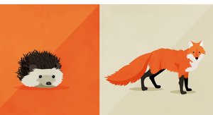 The Fox And The Hedgehog: A Story of Triumphs and Tragedy