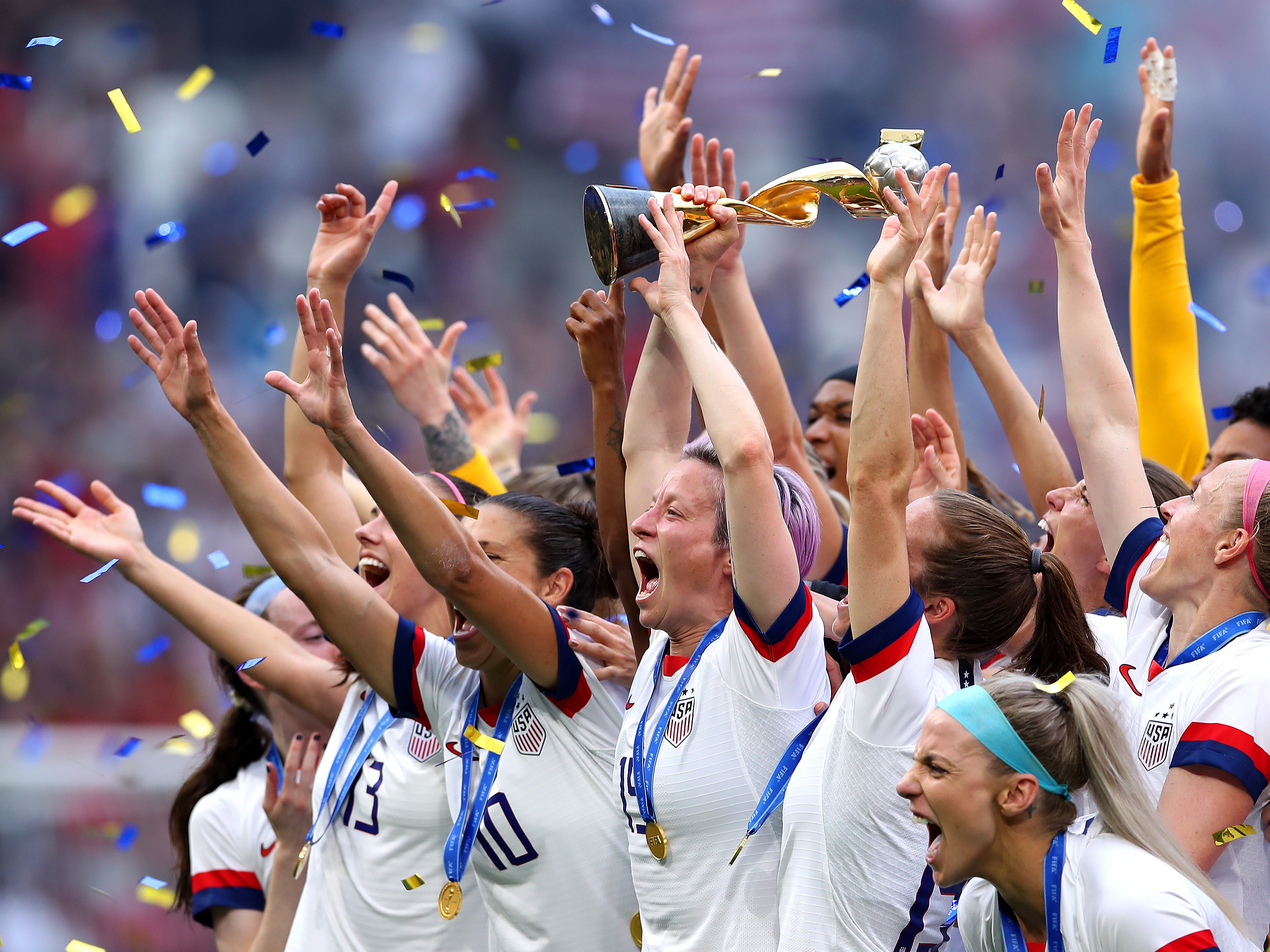 So You've Become A Rabid Fan Of Women's Soccer. Now What?