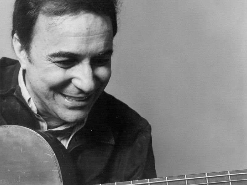 How João Gilberto's Music Sparked An Aesthetic Revolution : NPR