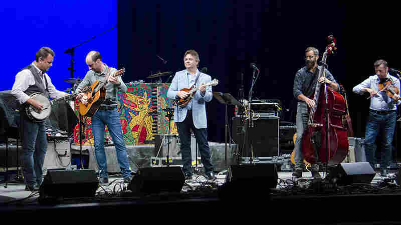 The Travelin' McCourys On Mountain Stage