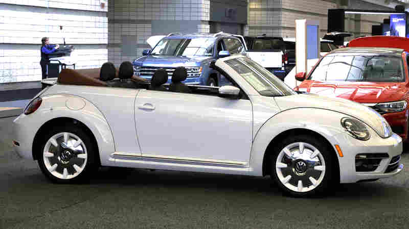 The Last VW Beetle Rolls Off The Assembly Line In Mexico This Week