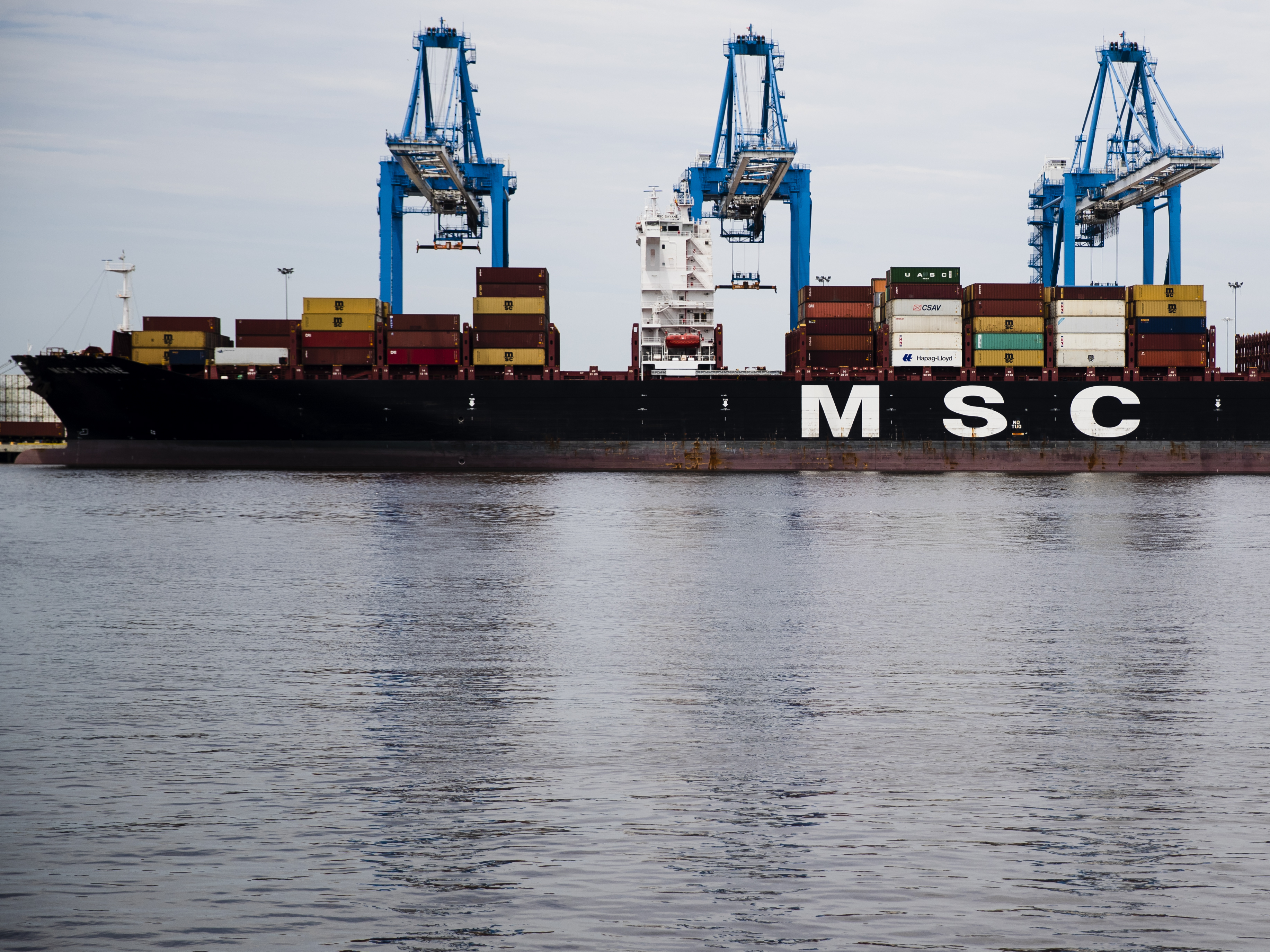 Federal Agents Seize Cargo Ship Linked To Massive Cocaine Bust In Philadelphia