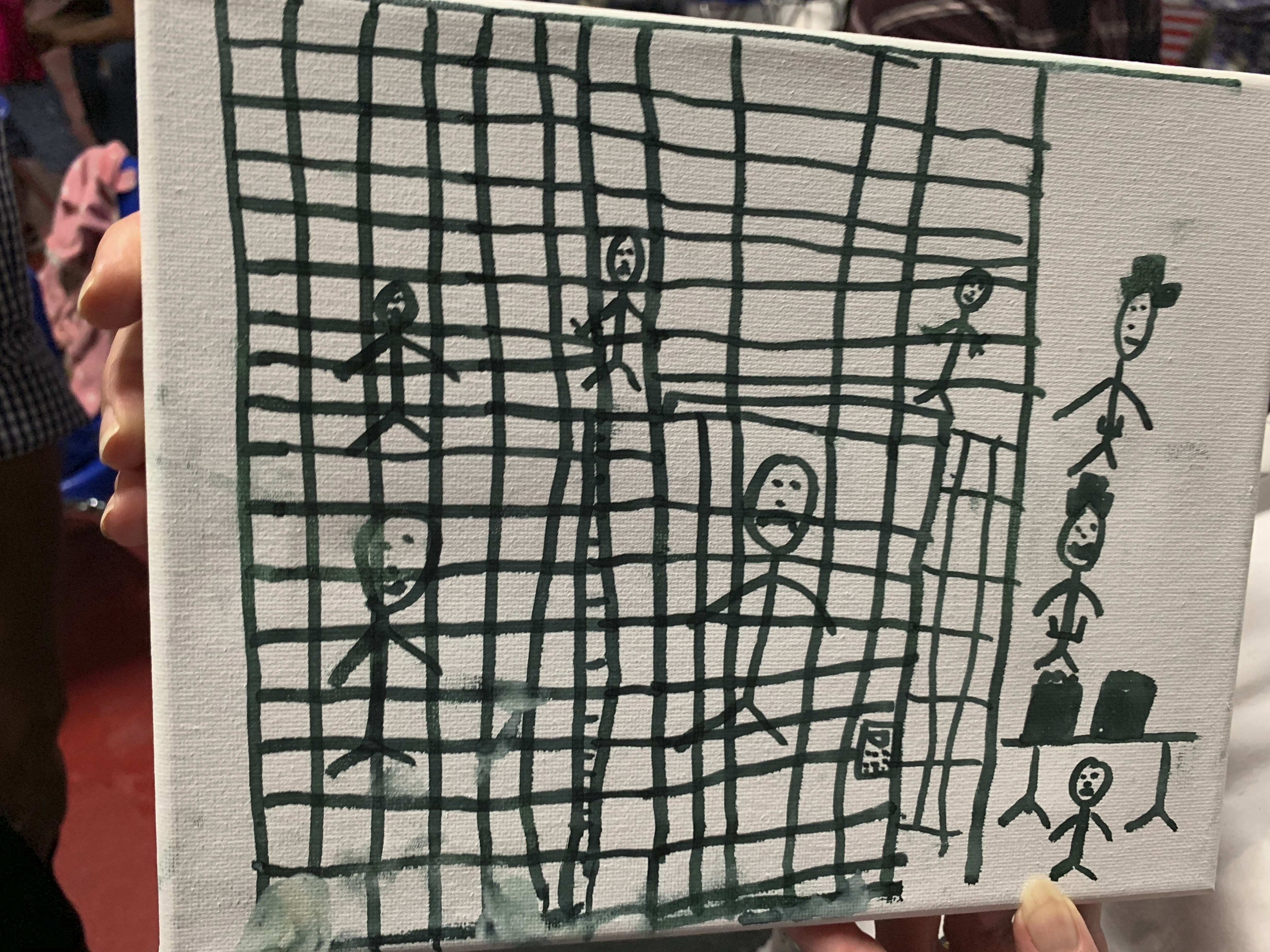Smithsonian Museum Considers Collecting Drawings Made By Detained Migrant Children