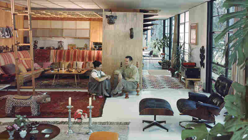Charles And Ray Eames Made Life Better By Design; Their Home Was No Exception