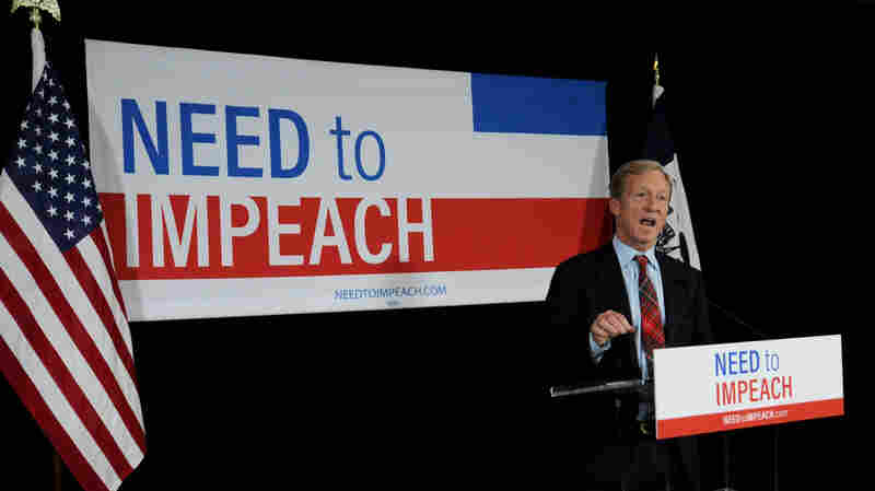 Billionaire Tom Steyer Changes His Mind And Is Now Running For President