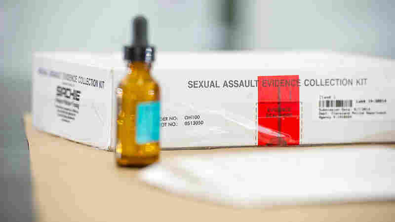 Years After Sexual Assault, Survivors Hounded To Pay Bills For The Rape Kit Exam