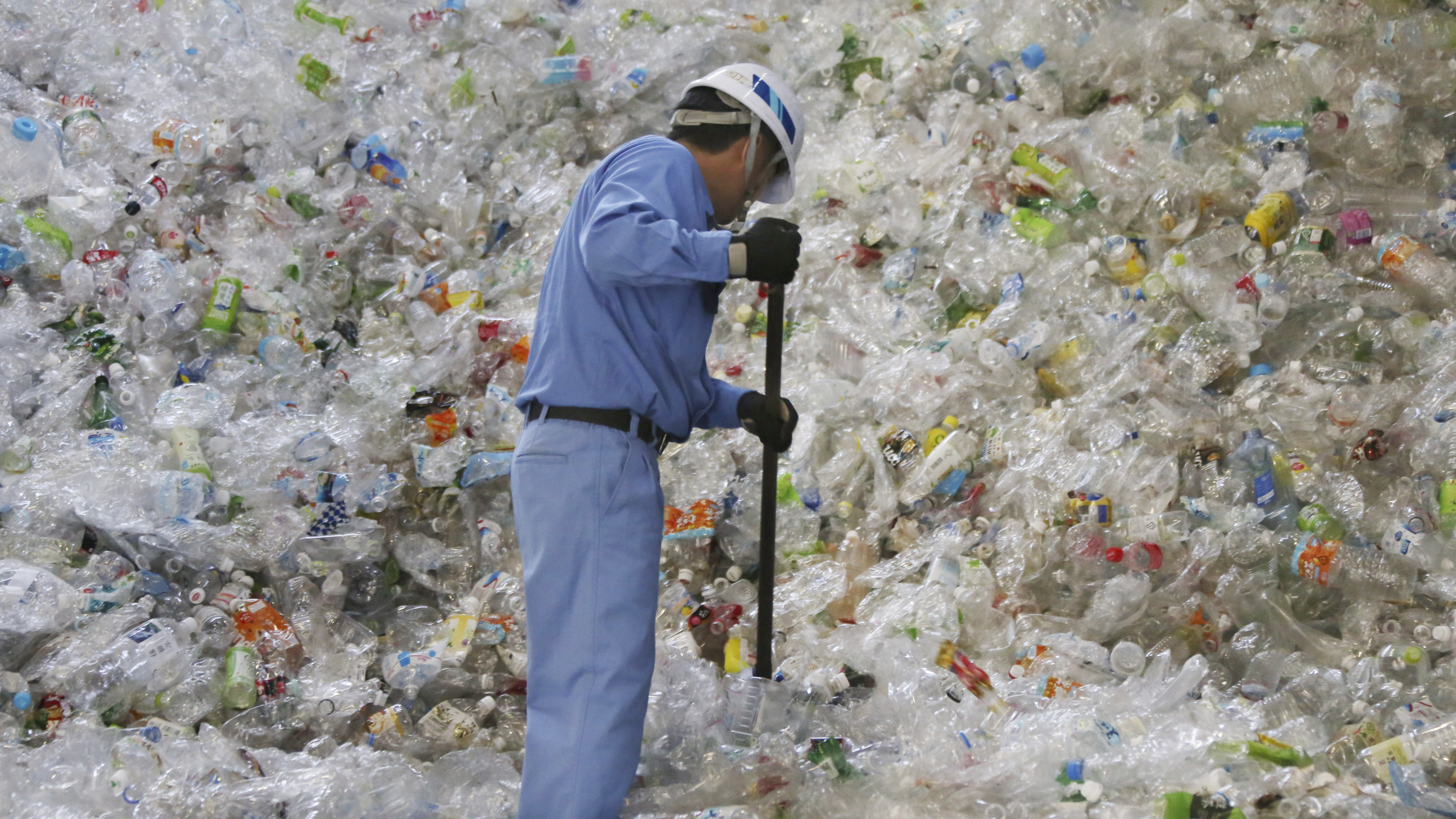 Plastic Has A Big Carbon Footprint — But That Isn't The Whole Story