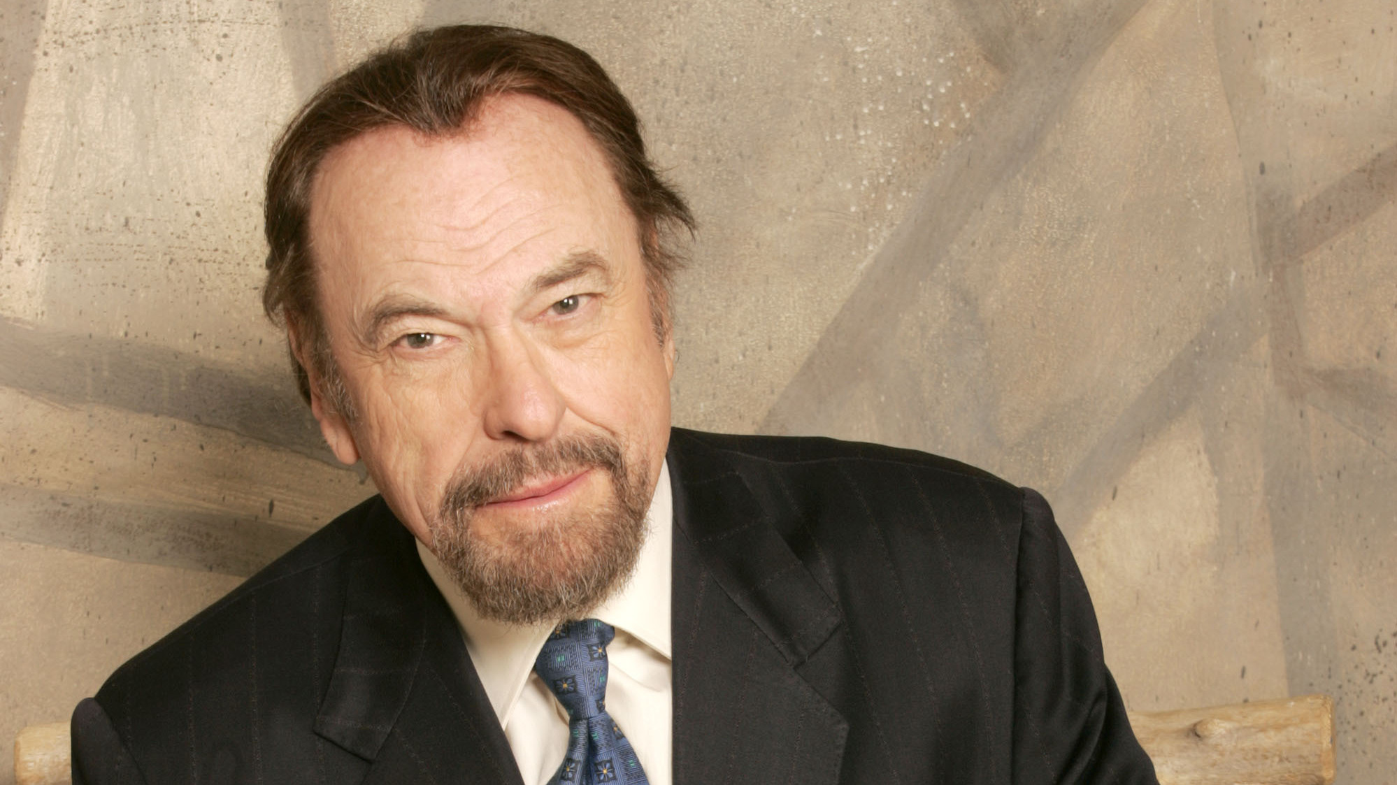 Rip Torn during the 2005 Sundance Film Festival. On Tuesday, Torn died at age 88.
