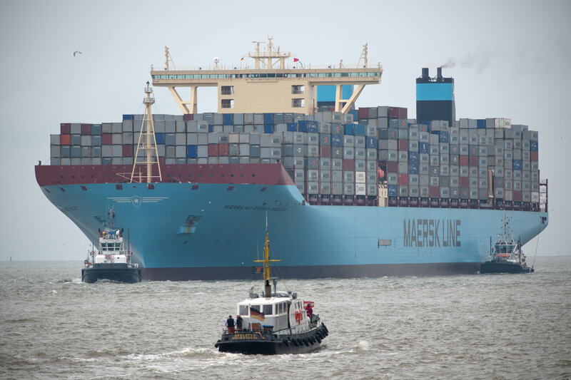 Cargo Shipper Maersk Bets Big On Zero Carbon  Will It Pay