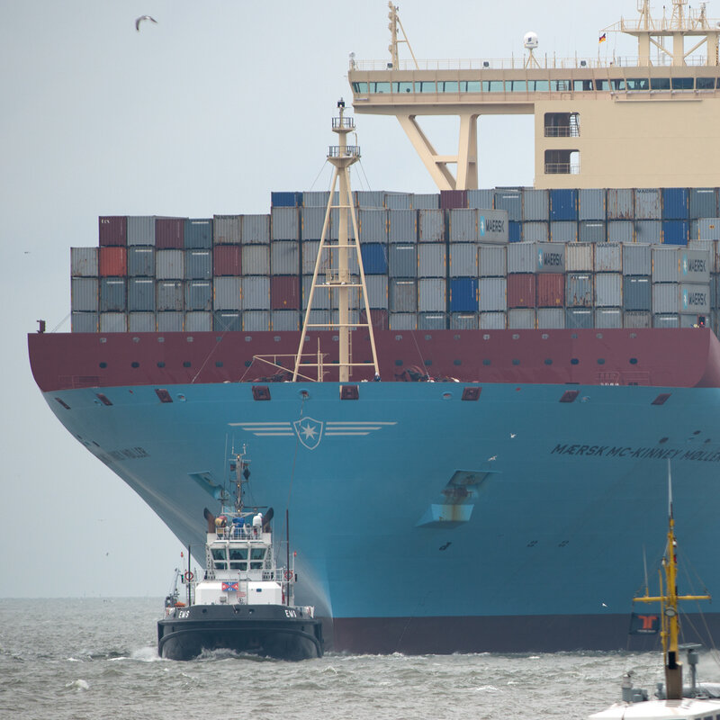 Global Shipping Is About To Get Greener : NPR